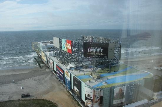 Caesars Atlantic City: The Pier, View from Centurion Tower