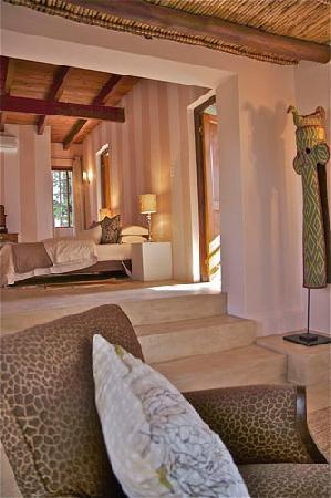 Augusta de Mist Country House: Protea, one of our garden suites