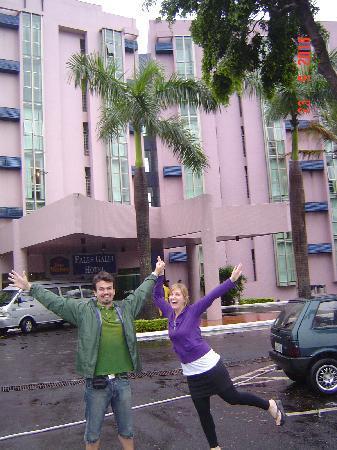 Falls Galli Hotel: Frente del HOTEL