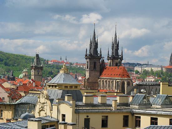 Prague, Czech Republic: «City of the Thousand Spires»