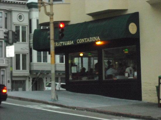 Photo of Italian Restaurant Trattoria Contadina at 1800 Mason St, San Francisco, CA 94133, United States