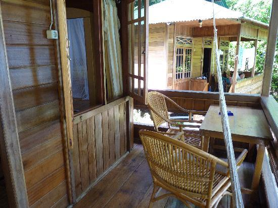 Bunaken Divers - Sea Breeze Dive Resort: Cool bungalows!