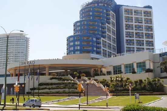 Conrad Punta del Este Resort & Casino : Conrad Resort