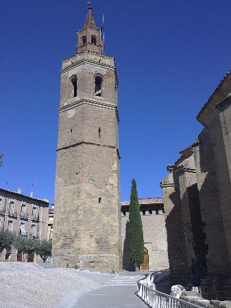 Barbastro, Spain: Torre Catedral de Huesca