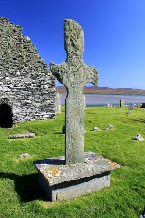 Ballygrant Inn & Restaurant: Kilnave Cross
