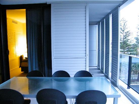 Ultra Broadbeach : Large balconies