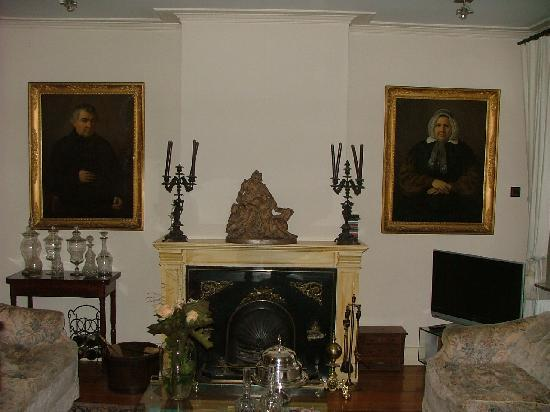 't Geerwijn: The Sitting Room