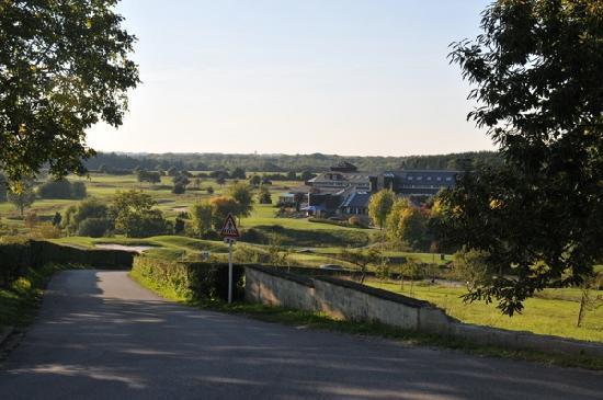 Mercure Kikuoka Golf Club: ENtrée du domaine