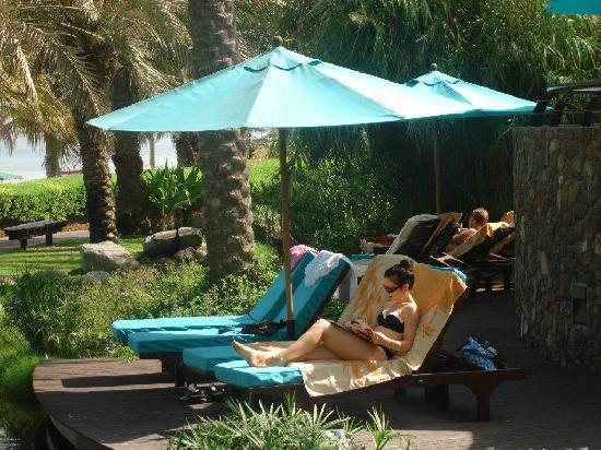 JA Jebel Ali Beach Hotel: recreation zone