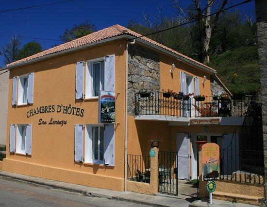Aullene, France: entreé San Larenzu