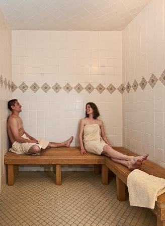 The Corral at Breckenridge: Our Steam Sauna is perfect after a day of skiing!