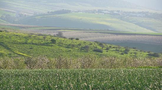 Galilea, Israel: Jesus Trail