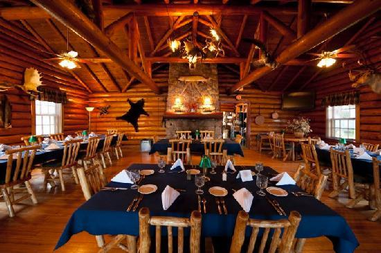 Tetu Island Lodge
