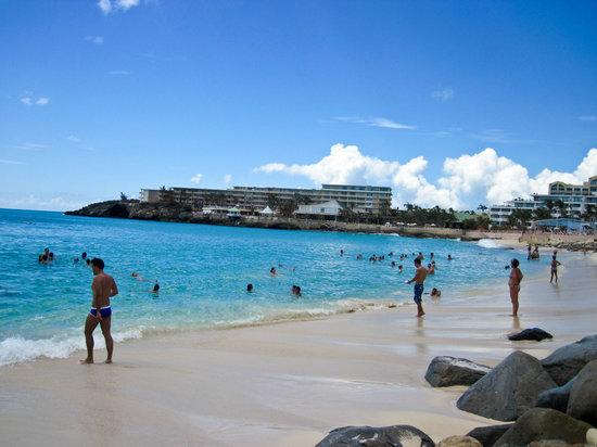Plaża Maho