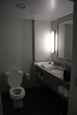 ‪‪Holiday Inn Express Hotel & Suites Norfolk International Airport‬: Nice an clean Bathroom‬