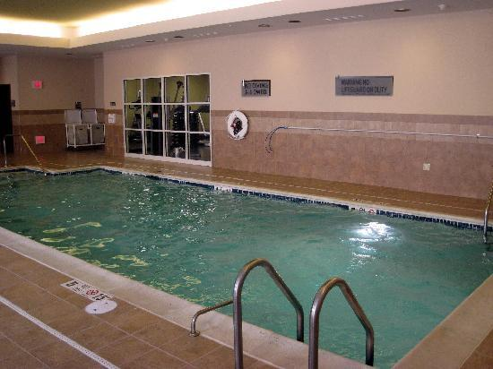 HYATT house Shelton: warm heated pool