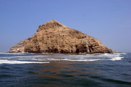 Lima, Peru: Vemos paisajes maravillosos
