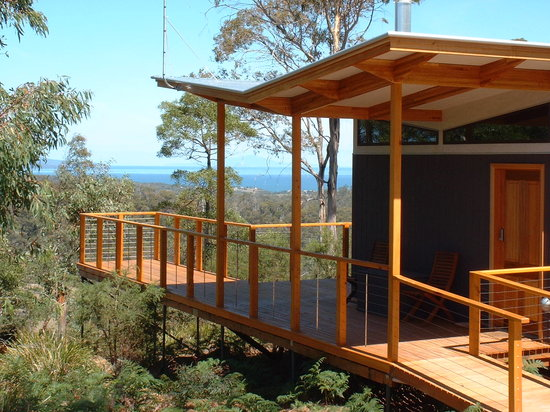 Freycinet Retreat: Eco Lodge