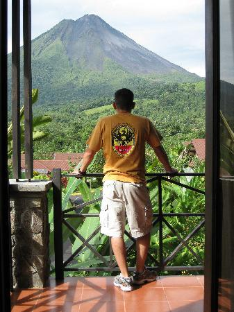 Arenal Springs Resort and Spa: Room balcony