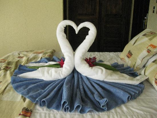 Arenal Springs Resort and Spa: Room decorations