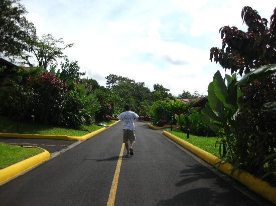 Arenal Springs Resort and Spa: Hotel grounds