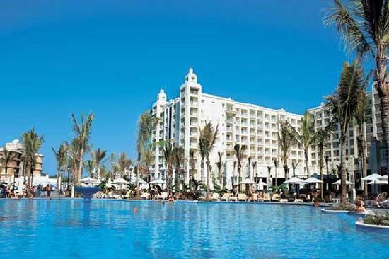 Hotel Riu Vallarta: HERMOSO