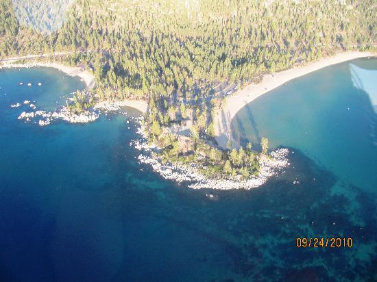 Pacific North Helicopters : Sand Harbor