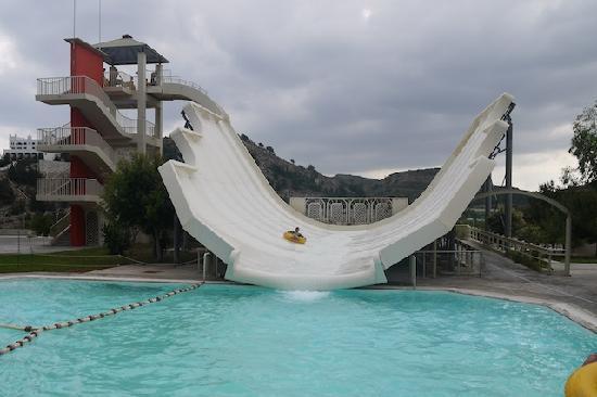 Water Park: tube slide