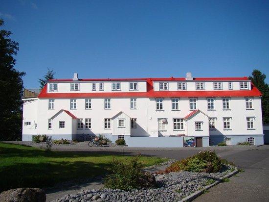Gistihúsið Egilsstöðum: Exterior