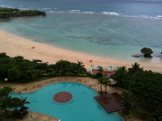 Hotel Nikko Alivila Yomitan Resort Okinawa: From room