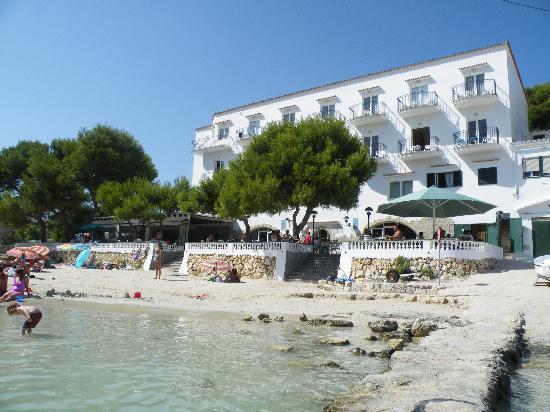 Hotel Xuroy Alcaufar: The hotel