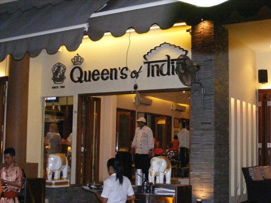 Queen S Of India The Restaurant