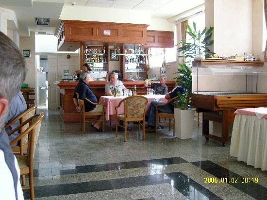 Hotel Kastel: Resturant bar
