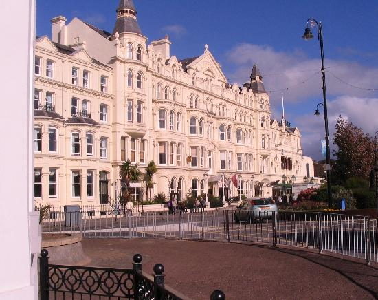 Restaurants Sefton Hotel Isle Of Man