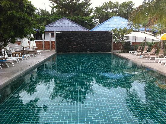 Marina Villa: The main pool