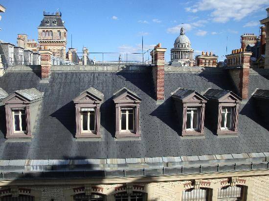 The view photo de hotel design sorbonne paris for Hotel design sorbonne paris 75005