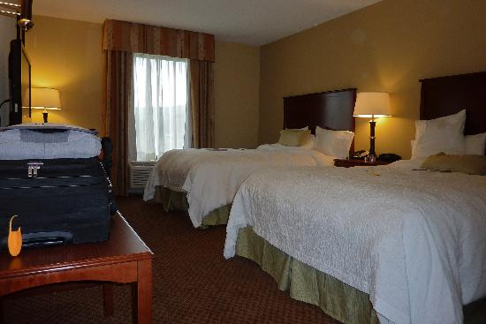 Warren, PA: Great beds!