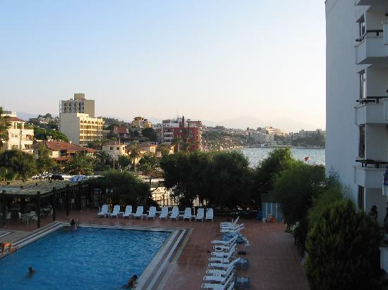 Ayma Hotel: the view
