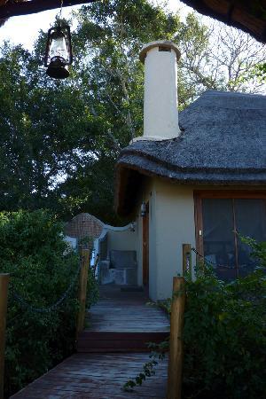 Jock Safari Lodge: Bungalow