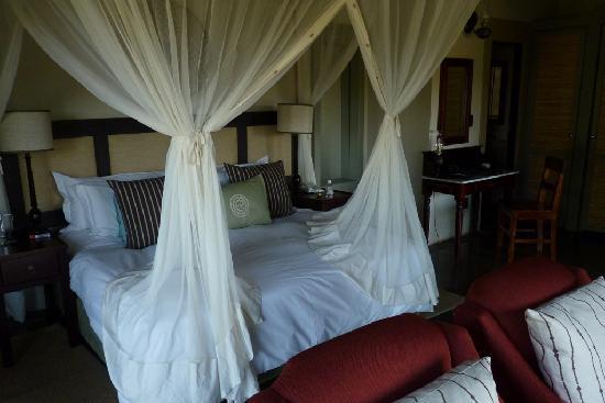 Jock Safari Lodge: Inside