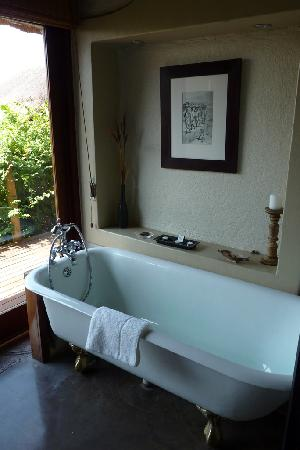 Jock Safari Lodge: Bathroom