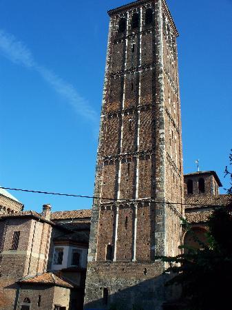 campanile dei Canonici - Picture of Basilica di Sant ...