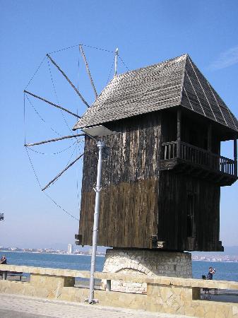 SENTIDO Bilyana Beach: Windmill
