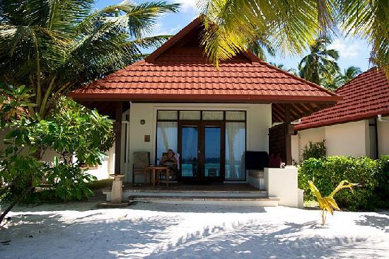 Kurumba Maldives: Bungalow