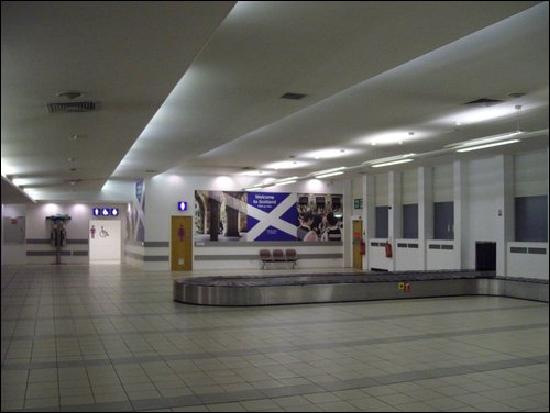 prestwick airport arrivals hall
