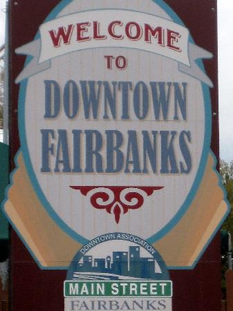 SpringHill Suites Fairbanks: Fairbanks!