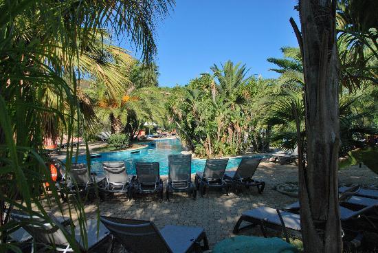 Fiesta Hotel Garden Beach: piscine au calme garden beach