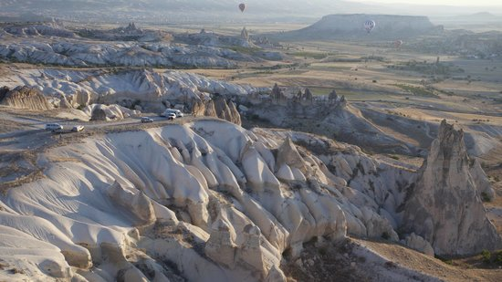 Ürgüp Balloons: Natural wonders