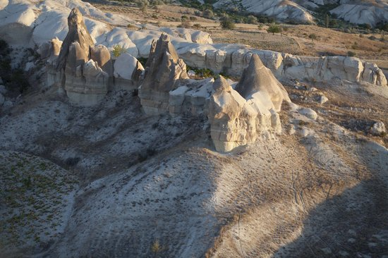 Goreme, Turkey: Chimneys