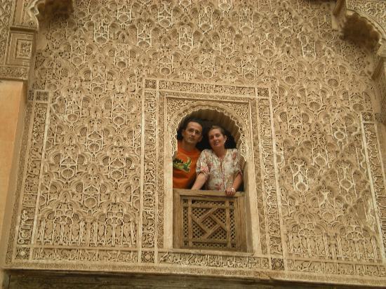 Marrakesch, Marokko: La Madraza, imprescindible